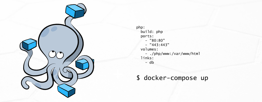 Setting up a development environment with Docker Compose