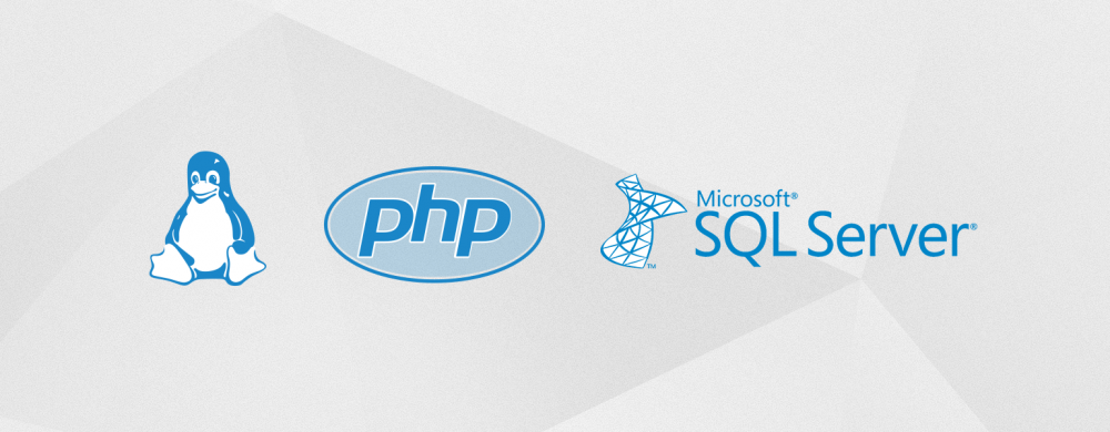 Connecting with a Microsoft SQL Server database with PHP on