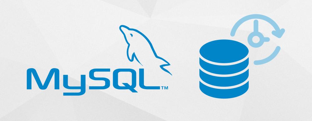 how to create backup of mysql database